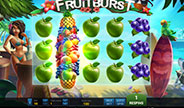 Fruit Burst pokie Game screenshot image