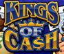 Kings Of Cash mobile pokie game
