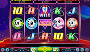 Astro Panda Slot Game screenshot image