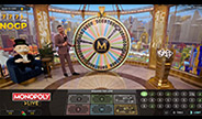 Monopoly Live Dealer screenshot image