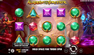 Aladdin and the Sorcerer Slot Game screenshot image