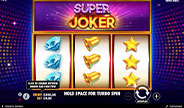 Super Joker Slot Game screenshot image