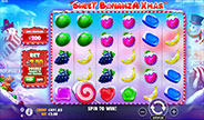 Pragmatic Play Sweet Bonanza Xmas Slot Game screenshot  image