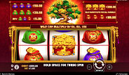 Play Tree of Riches Slot Game screenshot image