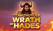 Quickspin Titan Thunder Wrath of Hades Slot Game Thumbnail Image