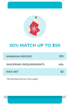 50% match up to 50