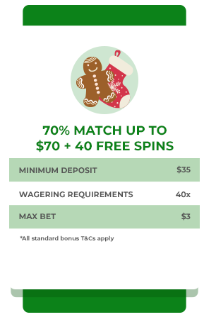 70% match up to 70 + 40 FS