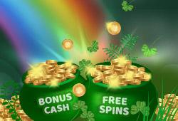 St. Patrick Day 2019 Promotion