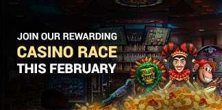 February Special Casino Race 2