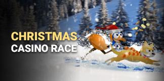 Christmas Casino Race