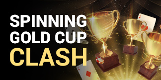 Spinning Gold Cup Clash