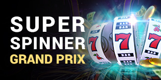 Super Spinner Grand Prix