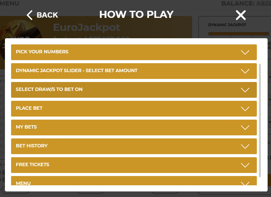 Beginner's Guide to Online Lottery - Euro Jackpot | EmuCasino