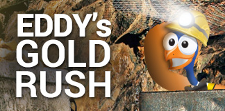 Eddy's Gold Rush